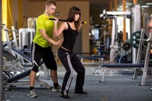 Как тренироваться в тренажёрном зале?