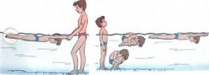 Как научится плавать самостоятельно?