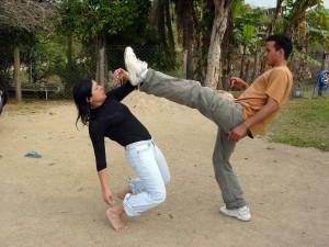 Учимся драться