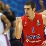 Баскетбольный ЦСКА достиг победы над «Сассари» вЕвролиге