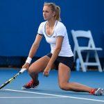 Теннис. Цуренко одолела настарте Кубка Кремля