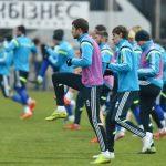 Тарас СТЕПАНЕНКО: «Небудем вешать нос— дождемся плей-офф»