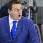 Главный тренер хоккейного клуба СКА уволен после поражения команды