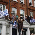 Наболельщиков «Челси» напали вКиеве— Daily Mail