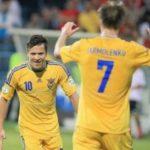 Вероятные соперники сборной Украины встыковых матчах отбора наЕвро