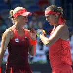 Лучшие теннисистки мира надели соблазнительные платья