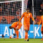 Голландские футболисты впервый раз за30 лет несмогли пробиться начемпионат Европы