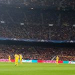 БАТЭ снова проиграл «Барселоне» вЛиге чемпионов