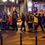 Полицейские осмотрели найденный наместе теракта встолице франции «пояс шахида»