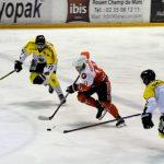 ХК «Кременчуг» начал состязания вКонтинентальном Кубке споражения