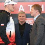 Русский боксер Александр Поветкин одержал победу над поляков Мариушем Вахом