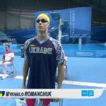 Украинский пловец одержал победу этап Кубка мира