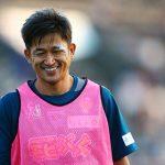 48-летний японский футболист продлил договор с«Йокогамой»