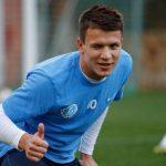 Уверен впобеде над Словенией— Евгений Коноплянка