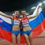 Русские легкоатлеты попросили уIAAF допустить ихдоучастия вОлимпиаде
