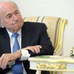 Президент ФИФА Йозеф Блаттер попал в клинику