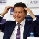 Кирсан Илюмжинов попал всанкционный список США