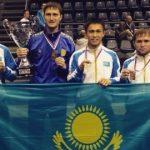 Кыргызский кикбоксер получал кубок чемпиона под гимн страны ислезы конкурента