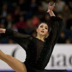 Казахстанская фигуристка заняла 7-е место наэтапе Гран-при вКанаде