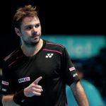 Вавринка вышел вполуфинал Итогового чемпионата ATP