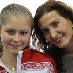Фигуристка Юлия Липницкая продолжит подготовку под управлением Алексея Урманова