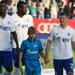 «Динамо» и«Мордовия» сыграли вничью
