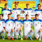 Юношеская сборная РФ сыграла вничью снорвежцами