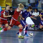 Женская сборная РФ вышла вполуфинал чемпионата мира