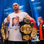 Бой-реванш Кличко— Фьюри может пройти в англии