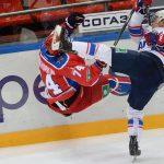Нижегородское «Торпедо» выиграло у«Северстали» вдомашнем матче КХЛ