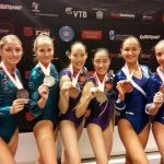 Кубанцы завоевали «золото» чемпионата мира попрыжкам набатуте