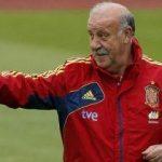 Тренер сборной Испании Дель Боско заявил, что завершит карьеру в2016 году