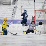 «Байкал-Энергия» обыграла столичное «Динамо»