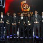 Месси— лучший игрок чемпионата Испании, Энрике— лучший тренер