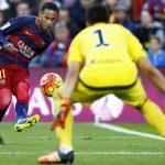 Нападающий «Барселоны» Лионель Месси признан лучшим игроком ифорвардом Примеры
