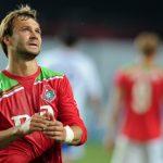 Дмитрий Сычёв заявлен закоманду Любительской футбольной лиги столицы