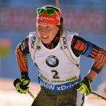 Дальмайер выиграла гонку преследования вПоклюке, россиянки опять провалились