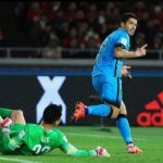 Луис Суарес установил рекорд истал лучшим игроком клубного чемпионата мира