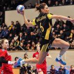 Гандболистки «Ростова-Дона» одержали 9-ю победу подряд вЧР, одолев «Астраханочку»