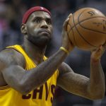 Баскетболист Леброн Джеймс подписал пожизненный договор сNike
