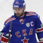 Анатолий Голышев из«Автомобилиста» признан лучшим нападающим ноября вКХЛ