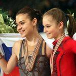 Липницкая иСотникова непопали всостав сборной Российской Федерации начемпионат Европы