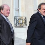 Платини зарабатывал вФИФА 1 млн швейцарских франков вгод