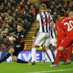 Ориги забил гол на96 минуте матча испас «Ливерпуль» отпоражения