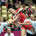 Русские гандболистки проиграли Польше вчетвертьфинале чемпионата мира