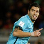 Суарес стреляет хет-триком ивыводит Барселону вфинал— КлубныйЧМ