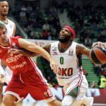 «Локомотив-Кубань» сыграет схорватской «Цедевитой» вматче баскетбольной Евролиги
