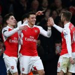 Чемпионат Британии. «Арсенал»— «Борнмут» 2:0. «Вишни» вконце концов проигрывают