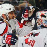 Шайба Овечкина помогла «Вашингтону» побороть «Баффало» вматче НХЛ