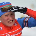 Чешская биатлонистка Соукалова выиграла спринт наэтапеКМ вШвеции